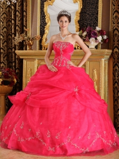 exclusive sleeveless for quinceanera dress : My Dress City