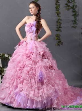Wedding Dresses In ColorColored