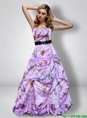 Camouflage Prom Dresses Under 100