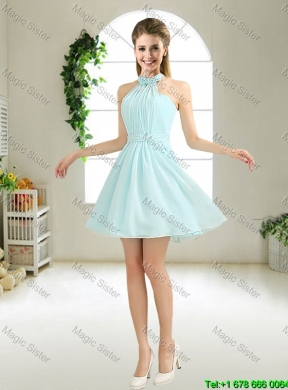 Long Cheap Dama Dresses,High End Cheap Dama Dresses