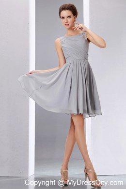 Junior Bridesmaid Dresses Grey or Silver
