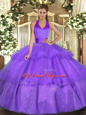 5ecaea40fb7 Ideal Wine Red Tulle Zipper 15 Quinceanera Dress Sleeveless Brush ...