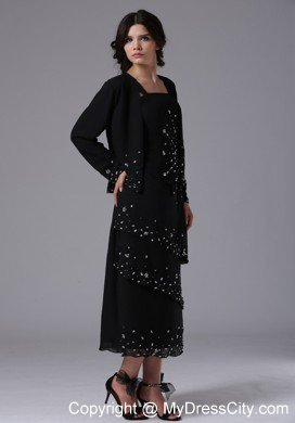 Beaded Jacket Dress