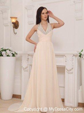 Champagne Prom Dresses 2013