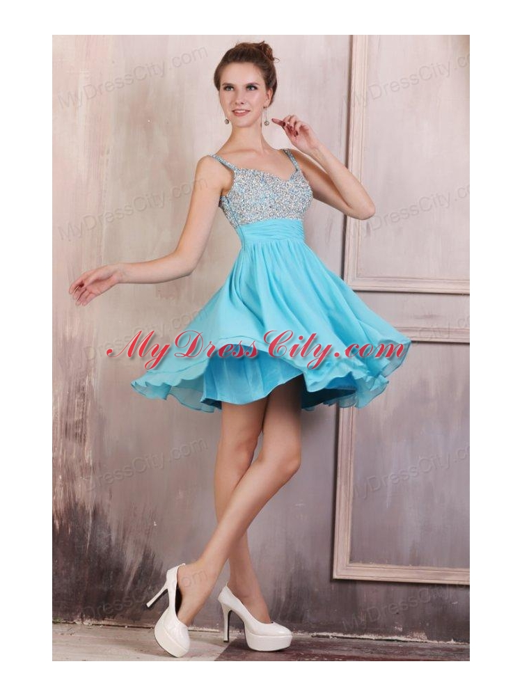 KNEE LENGTH HOMECOMING DRESSES - Omenas Benen