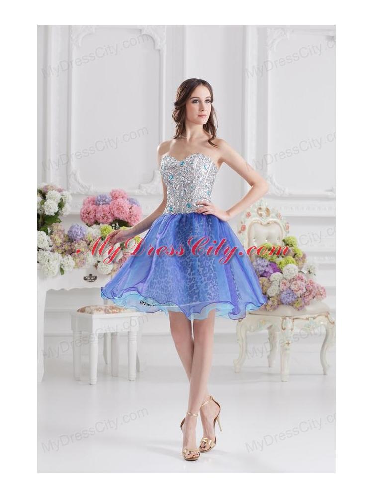 sweetheart aline prom dress