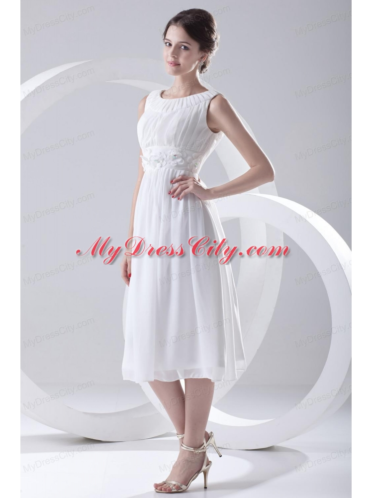 Tea Length Wedding Dresses Cheap - Ocodea.com
