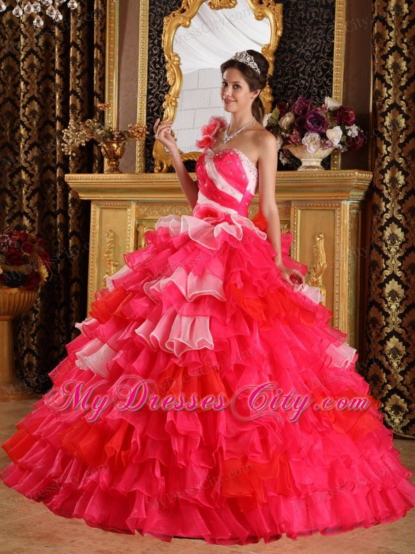 Suggestions Online | Images of Bright Red Quinceanera Dresses 2013