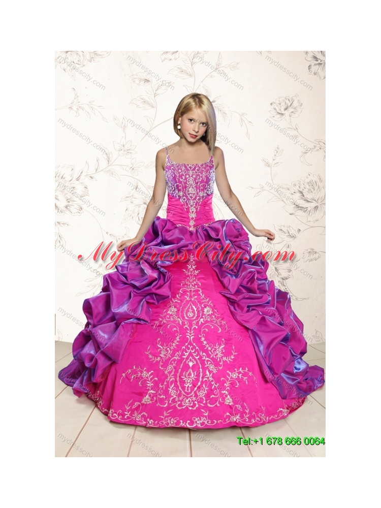 prom dresses for little girls - Dress Yp