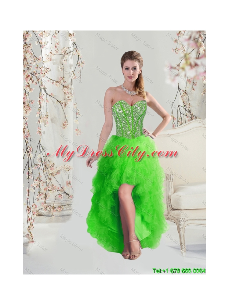 high low spring dresses - photo #14