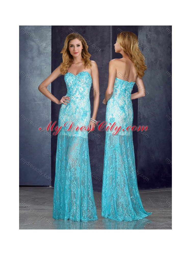 the gallery for gt baby blue lace prom dress