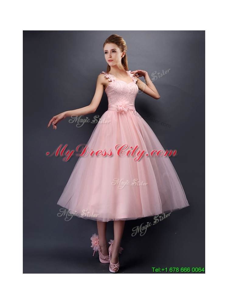Cheap tea length bridesmaid dresses discount wedding dresses for Cheap wedding dresses tea length