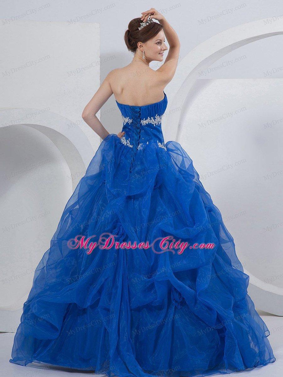 Summer Sweet Sixteen Dresses For Strapless Beading Flowers