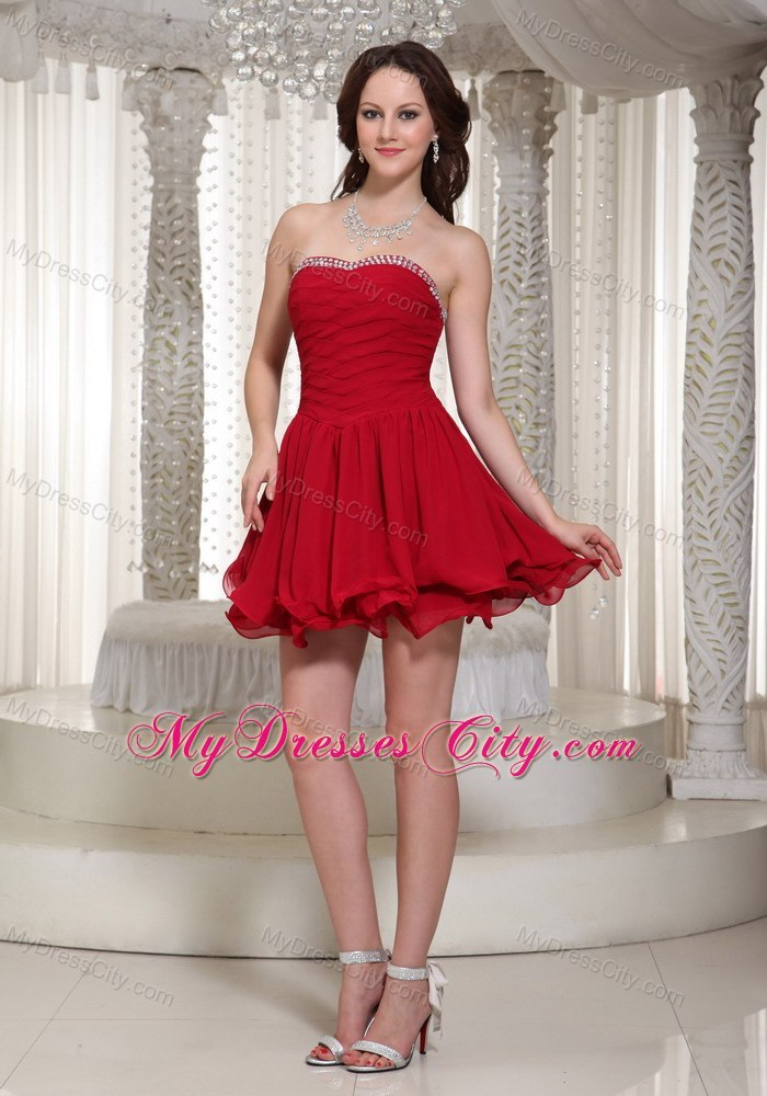 Red Dress Cocktail