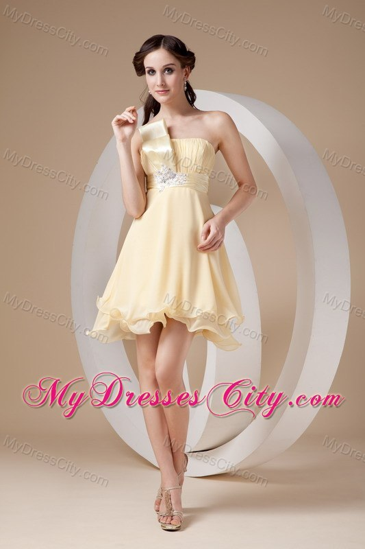 Curly Prom Dress