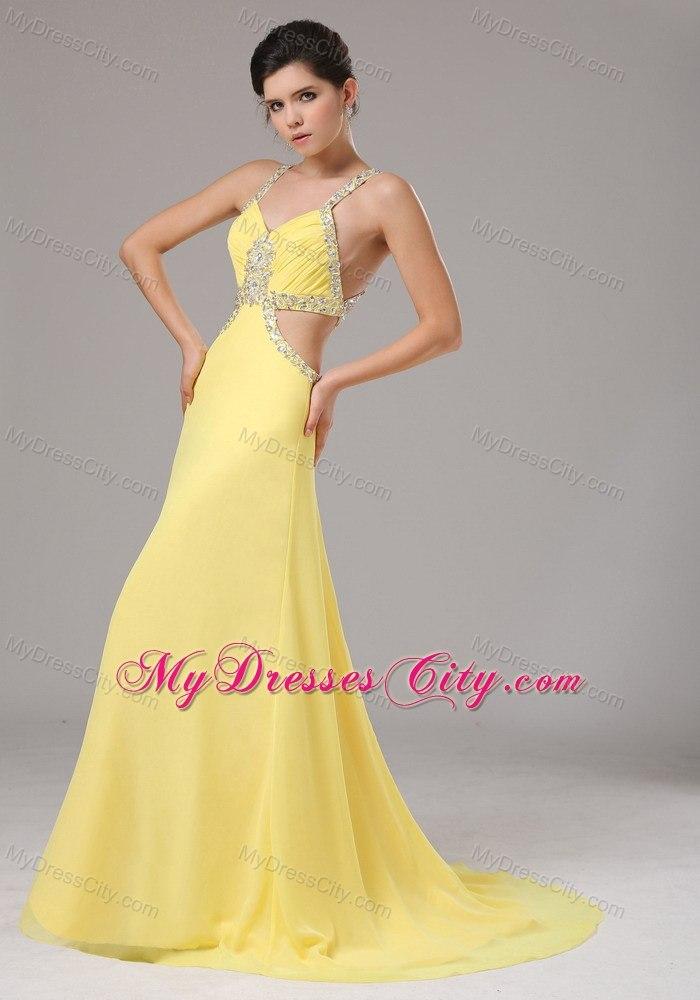 Yellow Prom Dresses 2015 - Missy Dress