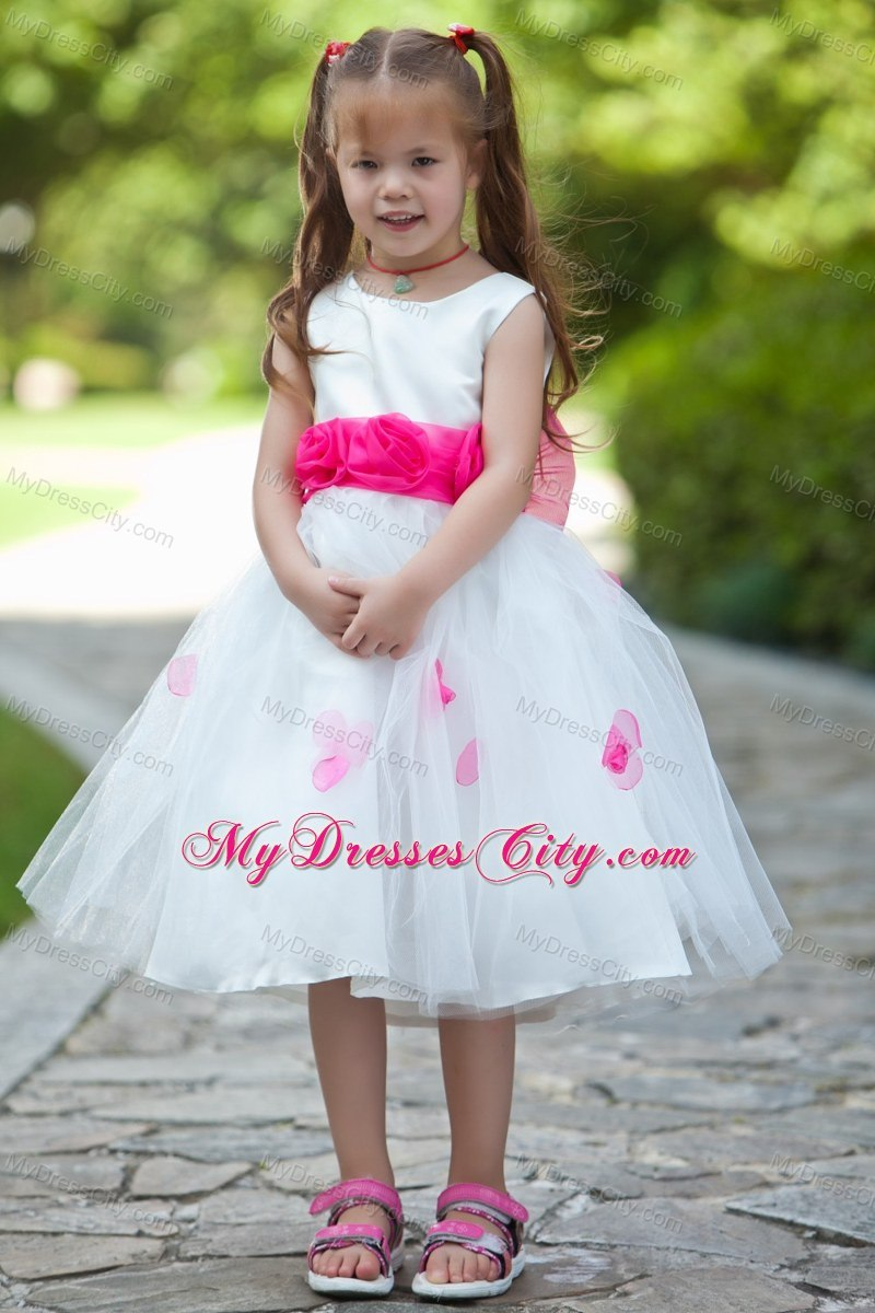 Handle flowers white scoop flower girl dress with sash under 100 handle flowers white scoop flower girl dress with sash under 100 izmirmasajfo