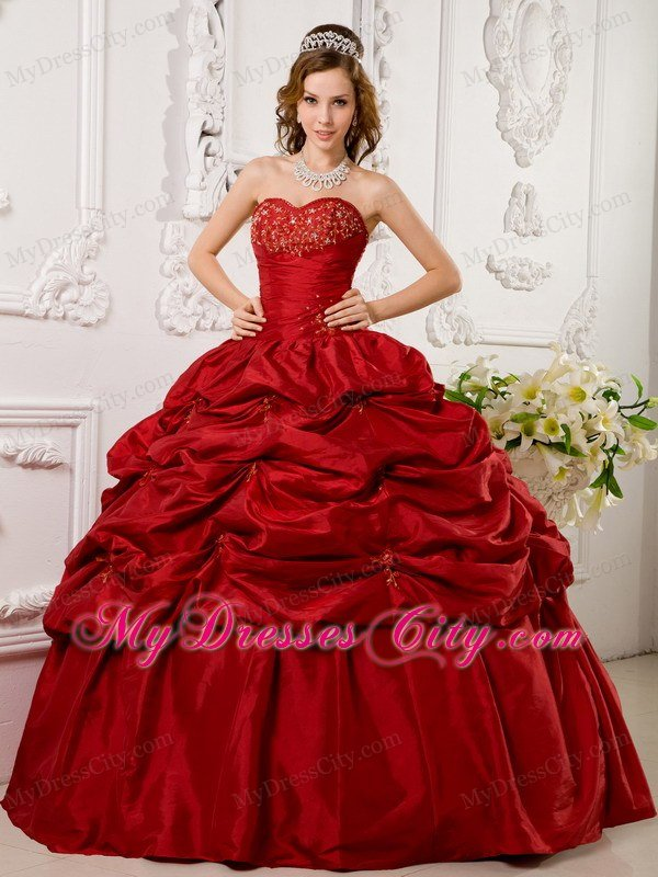 glitz ball gowns for sweet fifteen birthday dresses : My Dress City