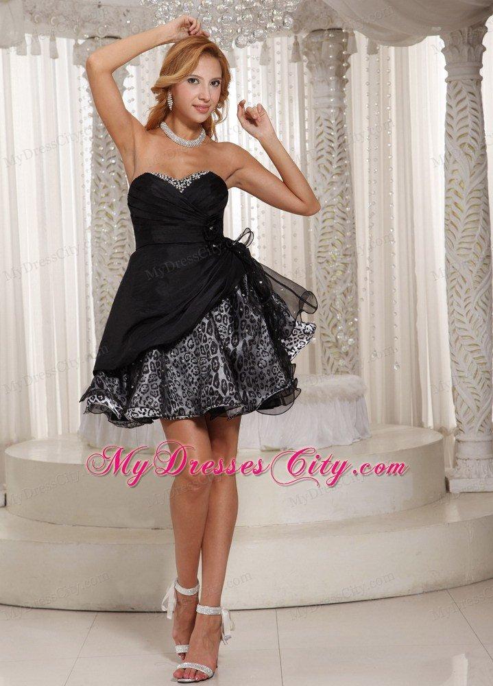 Perfect black cocktail dress