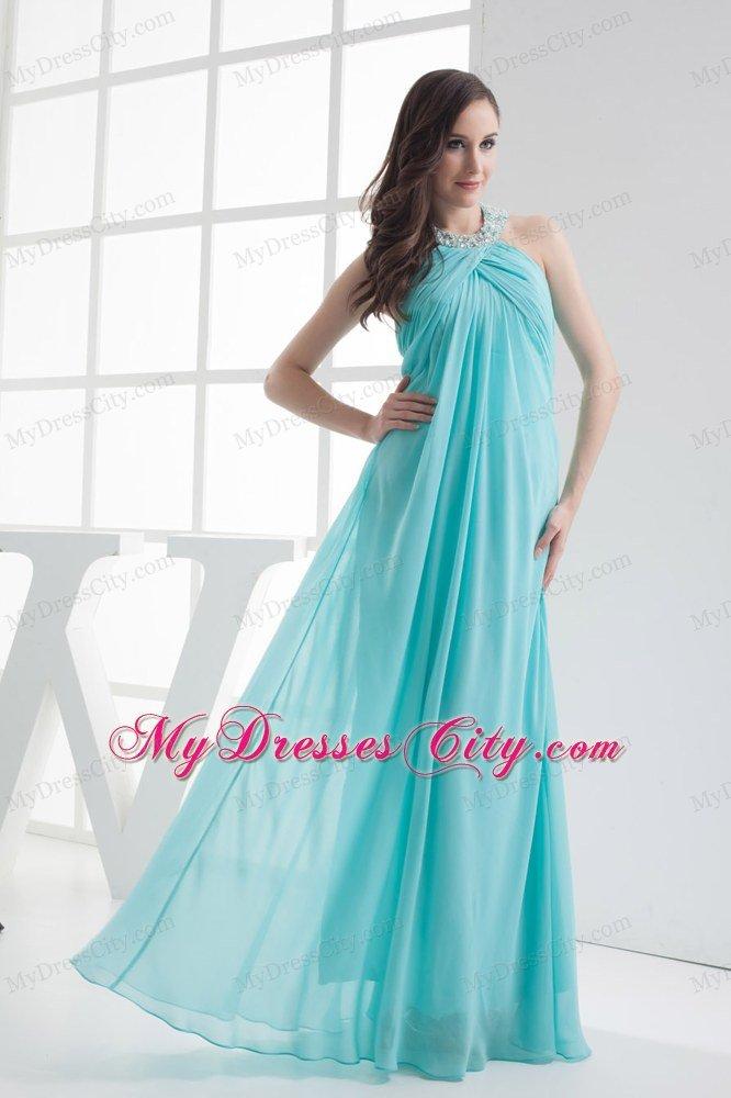 Blue maxi dress online