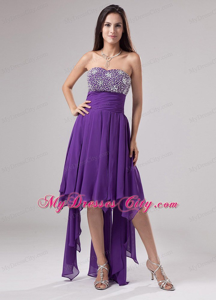 High low prom dresses, hi-lo hem dresses for pageants under 200
