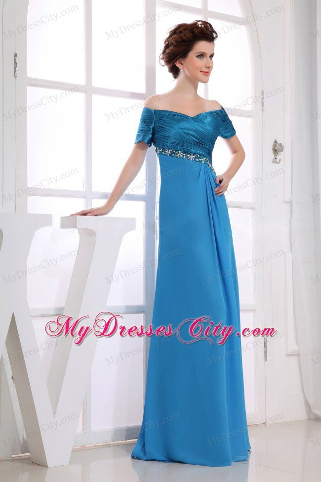 Teal Prom Dresses 2013 Teal 2013 Prom Dress For