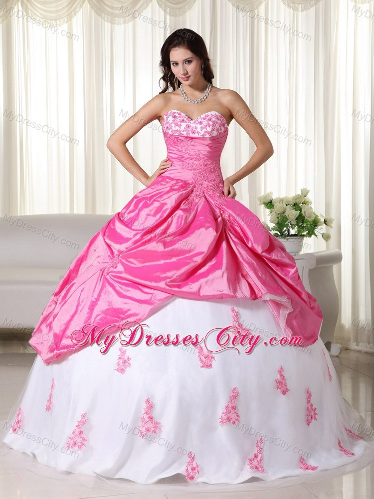 Pretty Quinceanera Dresses-Cheap Beautiful Quinceanera Dress for ...