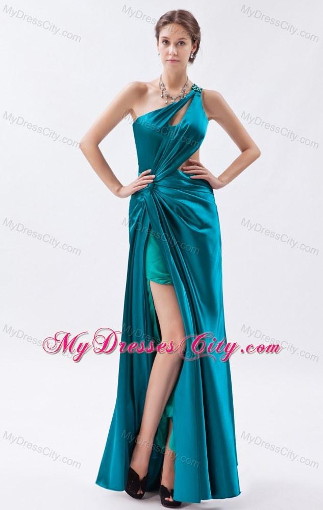 Amazoncom teal prom dresses