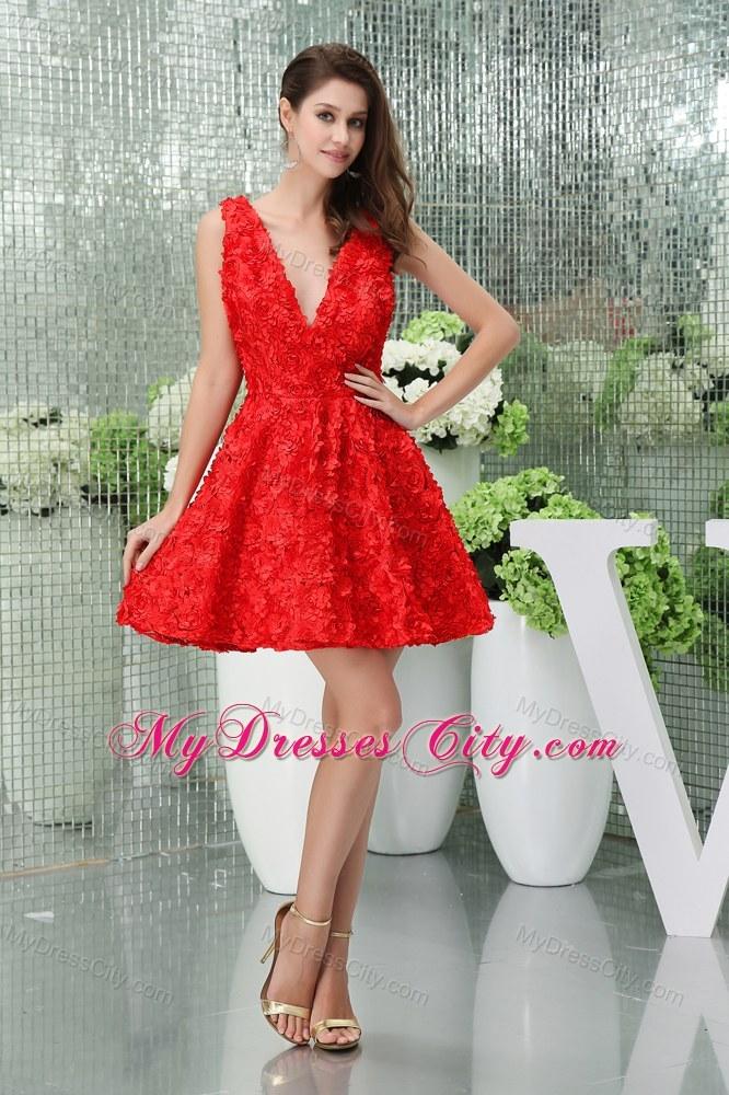 Formal Dress Rental - Qi Dress