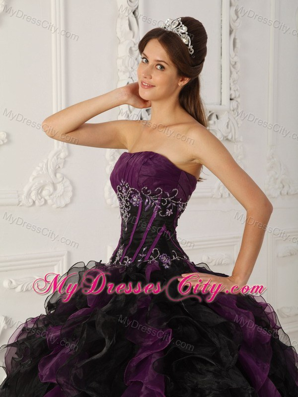 Related Keywords & Suggestions for Purple And Black Dresses For ...