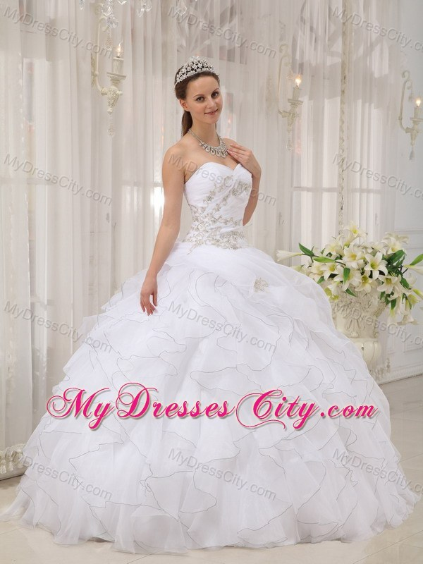 White Quince Dresses 2014 - Missy Dress